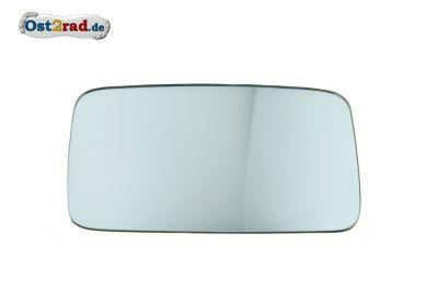 Mirror glass angularly MZ, ES, TS, ETS