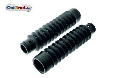 Faltenbalg PAAR Telegabel für SIMSON S50 S51 SR50, 1.Qualität
