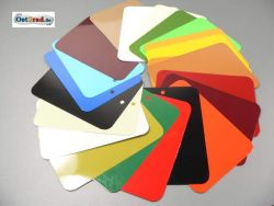 Nuancier de couleurs MZ SIMSON