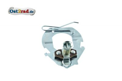 Holder for bulbs MZ, ES, ETS, TS, ETZ, Bilux and Halogen