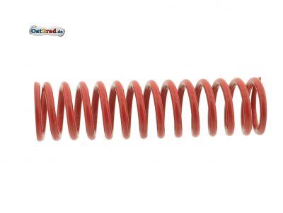 Feder für SIMSON Federbein S53 SR50 Rot pulverbeschichtet