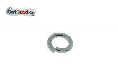 Spring washer, explosive ring galvanized