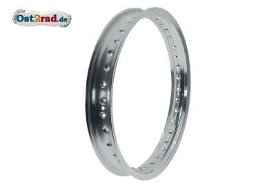 Felge Aluminium 2,15x18 passend für MZ ETZ250, 2.WAHL
