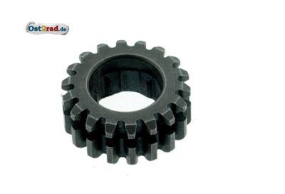 Festrad 2. Gang 18Z SIMSON S50 KR51/1 Motor M53