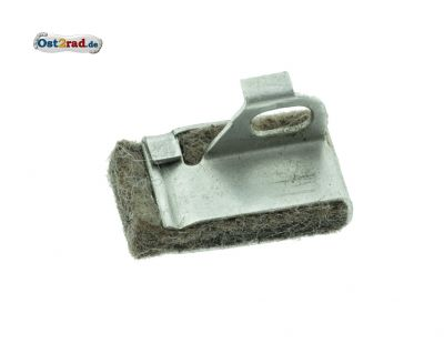 Felt wiper for contact breaker MZ, ES , TS