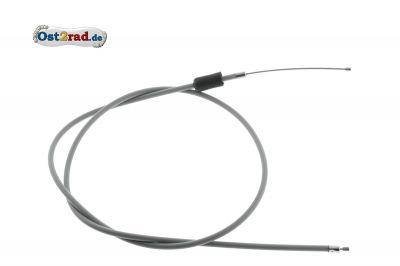 Bowdenzug Gas GRAU TS250 250/1 Flachlenker
