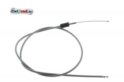 Bowdenzug Gas GRAU TS250 250/1 Flachlenker für Vergaser 26N1-3