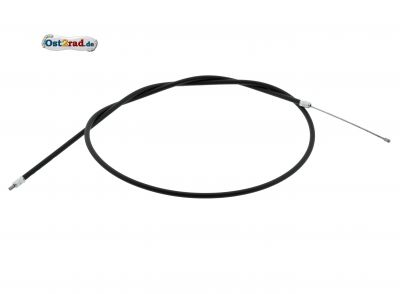 Throttle cable for MZ, black