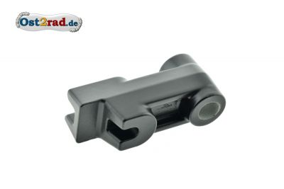 Gegenhalter Bremse Distanzstück KR S50 S51 SR4 S53 schwarz MATT spezial