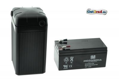 Kit batterie 12V MZ RT ES AWO BK IWL
