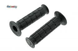 Paar Lenkergriffgummi Simson, schwarz, 2. Qualität