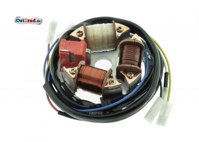 Grundplatte EMZA 12V 42/21W Bilux SR50C, CE, SR80CE
