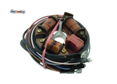 Grundplatte 12V 42/21W Bilux S51 S70 S53N elektronik deutsche Produktion