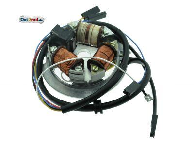 Grundplatte EMZA 12V 42/21W Halogen SR50/1, SR80/1C, CE, XG, XC, XGE, XCE