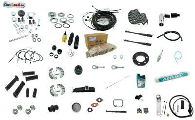 Grundsatz für Neuaufbau Simson S51,S50