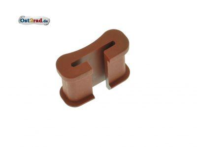 Gummizwischenlage für Auspuffschelle SILIKON ROTBRAUN SR50 SR80