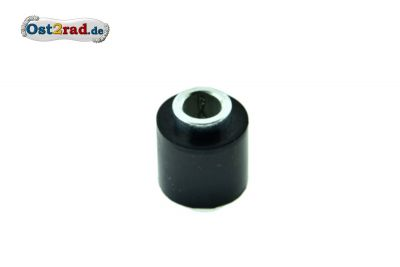 Rubber + shell for rod for silencer fastening MZ
