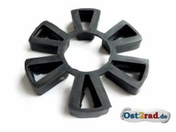 Rubber for chainwheel JAWA new hub