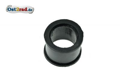 Rubber sleeve for suspension unit on top MZ