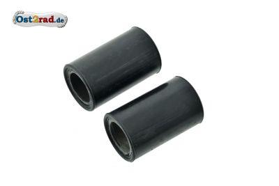 Gummibuchse für Schwinge passend für MZ ETS TS ETZ 150 Set