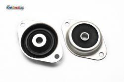 Set Gummielement Motorhalter passend für MZ TS 250 250/1