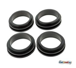 Elastic ring for headlamp holder TS