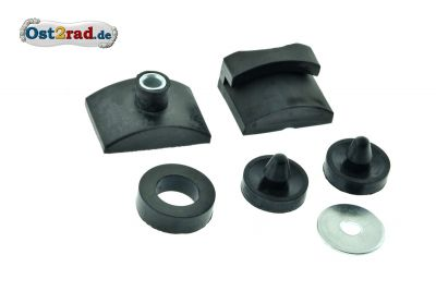 Elastic set for tank attachment MZ, for ETZ, tank rubber