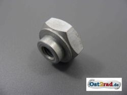 Nut for housing for air silencer MZ TS250