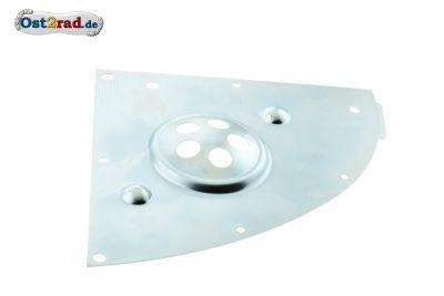 Halteblech im Herzkasten für Luftfilter Simson S50 S51