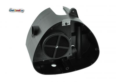 Airbox Luftauslass ø 36 mm - inkl. FILU-Luftfilter + Spezial-Ansaugmuffe