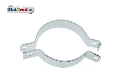 Rear weight-bearing clamp, one pair, ETZ 250/251 and TS 250/1
