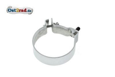 Rear exhaust hold clamp ES, TS 125/150