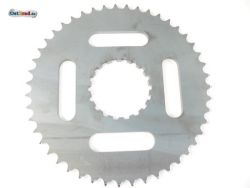 Rear gearwheel 47Z model JAWA Kyvacka 353, 354 and CZ
