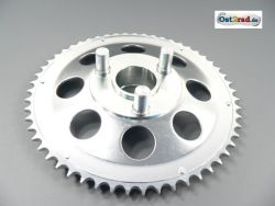 Rear sprocket Jawa Pionyr, Mustang