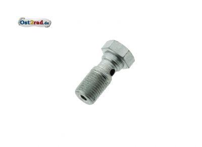Hohlschraube zur Bremsleitung für S53 SR50 JAWA ETZ 125 150 250 251 301