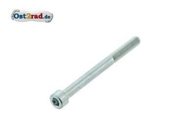 Allen screw M6 galvanized