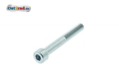 Allen screw M8 galvanized