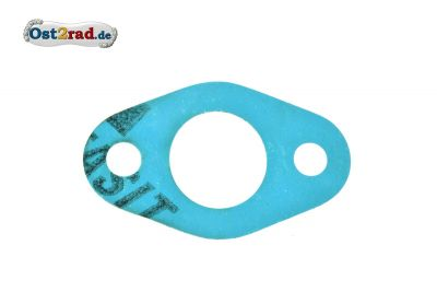 Isolierflanschdichtung Simson AWO - T 425 Plastasit blau