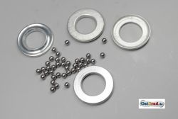 Headset bearing set JAWA, CZ, Steering system bearing