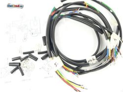 Cable harness Jawa Pionyr, Mustang
