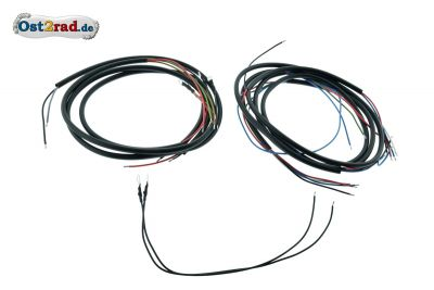 Harness for MZ RT 125 / 1, 125 / 2 (with brake light)