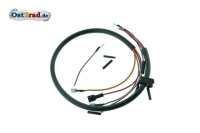 Kabelsatz Grundplatte Unterbrecherzündung S50B1 SLPZ 8307.7-170 - deutsche Produktion
