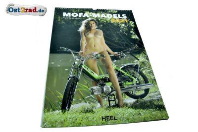 Kalender Mofa-Mädels 2021