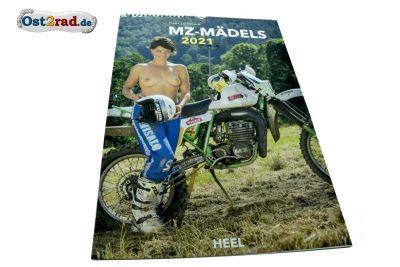 Kalender MZ-Mädels 2021