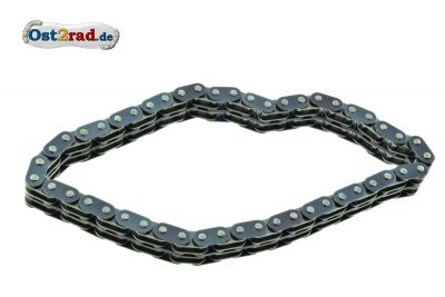 Chain for primary driving mechanism (duplex chain) MZ, TS 125, 150