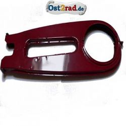 Chain case for Jawa 354, 360 red