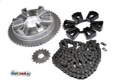 Kit transmission secondaire JAWA 638 639 640