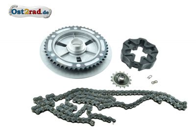 Kit transmission secondaire MZ TS 250/1