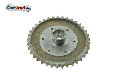 Kettenrad Kupplung Motor passend für MZ ES 125 150 Simplex