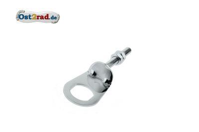 Kettenspanner Jawa 250 350 Kyvacka Panelka - CHROM